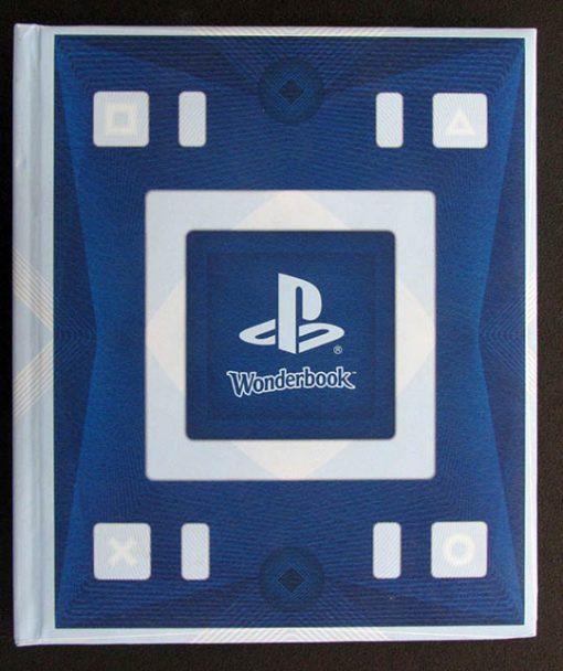 Wonderbook: Livro de Feitiços + Pack Move PS3