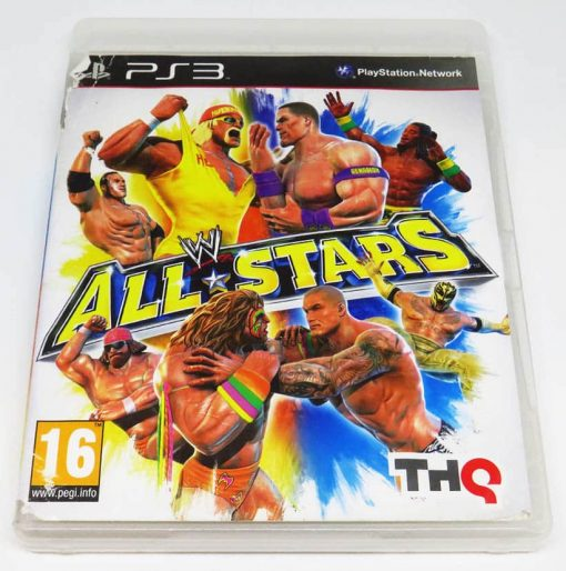 WWE All-Stars PS3