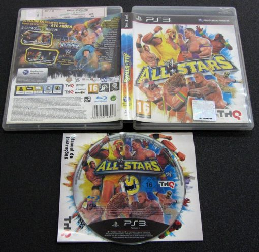 WWE All-Stars PS3