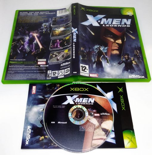 X-Men Legends XBOX