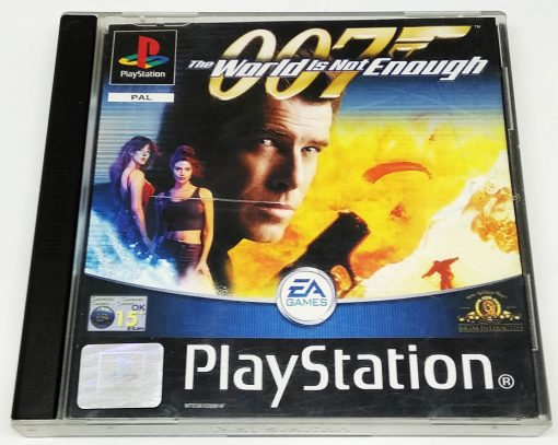 007: The World is Not Enough PS1