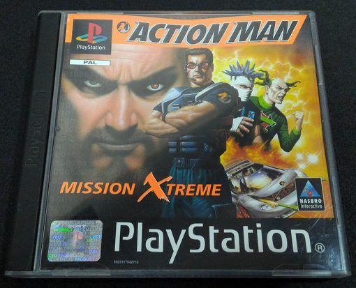 Action Man PS1