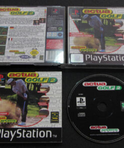 Actua Golf 2 PS1