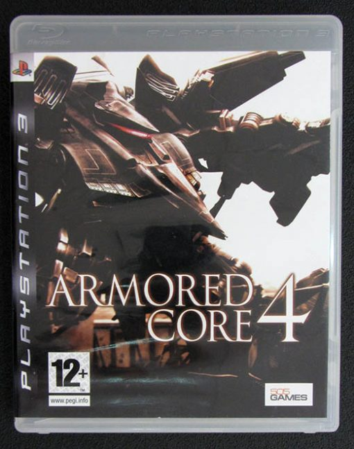 Armored Core 4 PS3