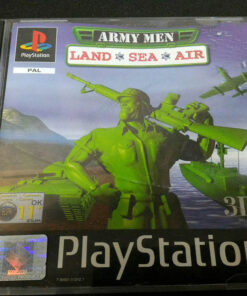 Army Men: Land, Sea, Air PS1
