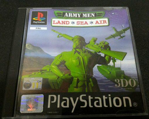 Army Men: Land, Sea, Air PS1