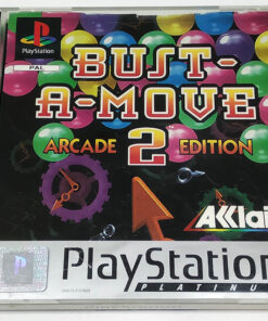 Bust-a-Move 2 PS1