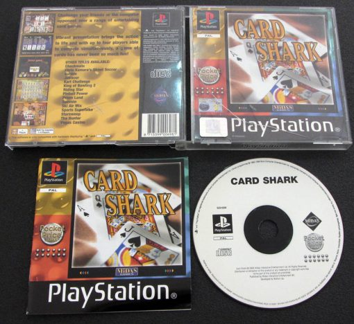 Card Shark PS1