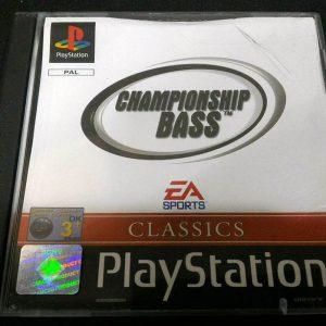 Championship Bass PS1