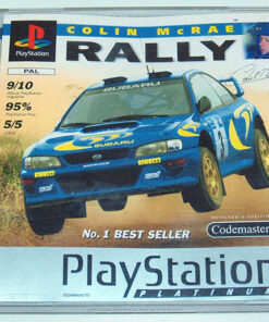 Colin McRae Rally PS1