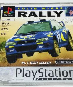 Colin McRae Rally PS1