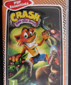 Crash: Mind Over Mutant PSP