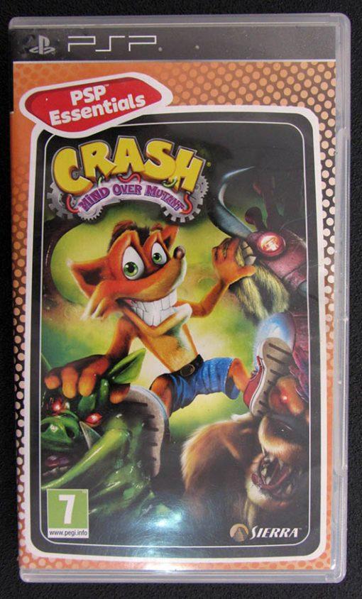 Crash: Mind Over Mutant PSP
