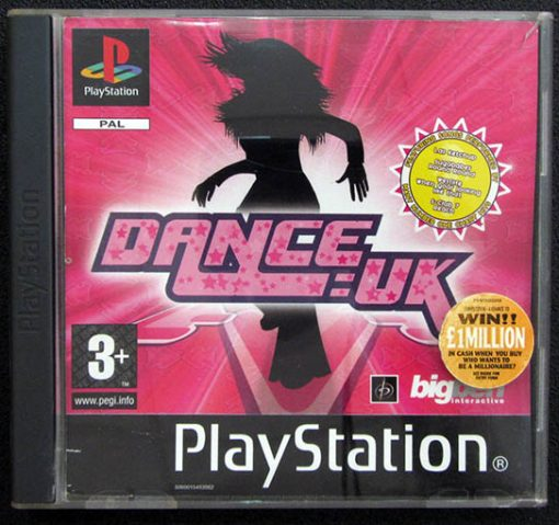 Dance: UK PS1