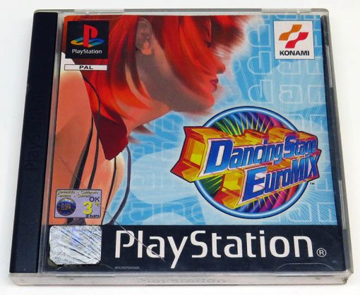 Dancing Stage Euromix PS1