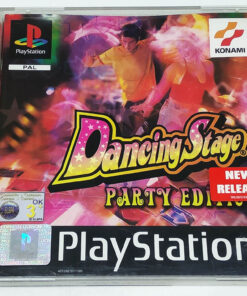 Dancing Stage: Party Edition PS1