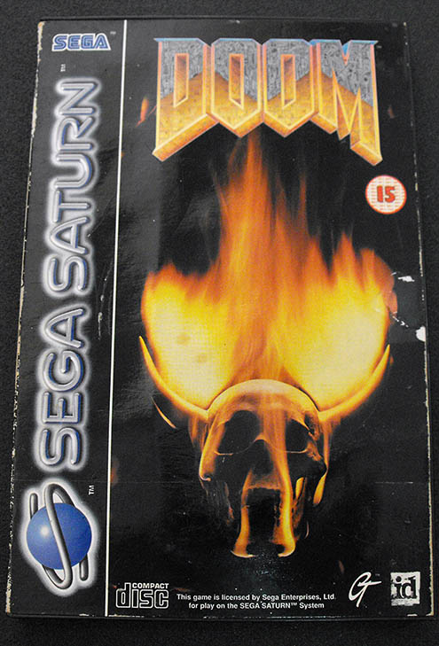Doom SEGA SATURN