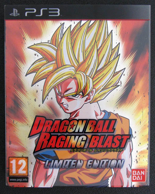 Dragon Ball Z: Raging Blast - Limited Edition PS3