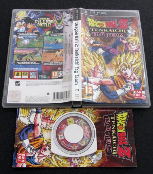 Dragon Ball Z: Tag Team Tenkaichi PSP