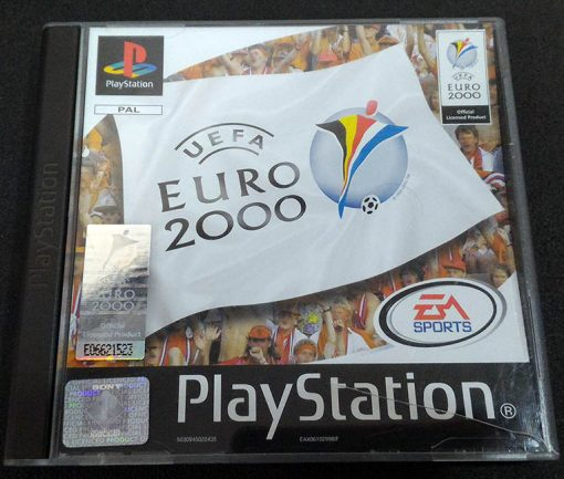 Euro 2000 PS1