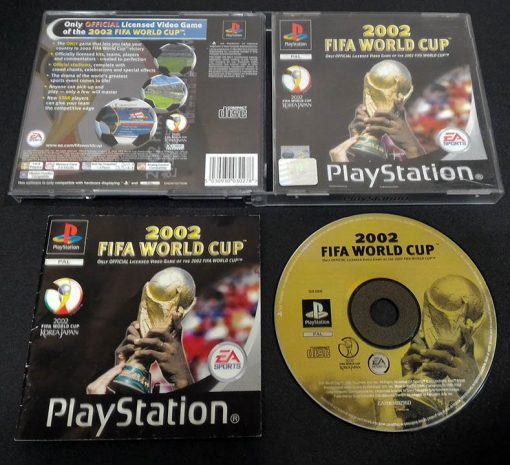 Fifa World Cup 2002 PS1