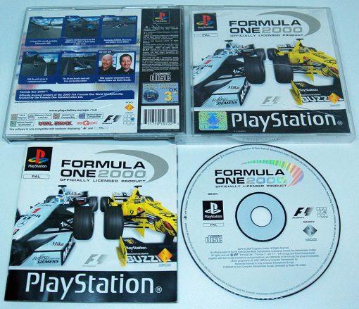 Formula One 2000 PS1
