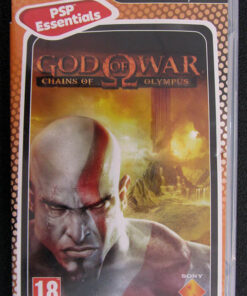 God of War: Chains of Olympus PSP