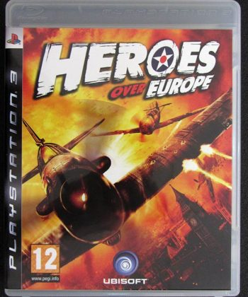Heroes Over Europe PS3