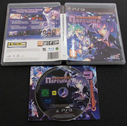 Hyperdimension Neptunia PS3
