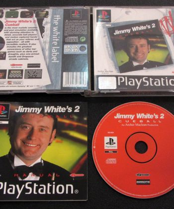 Jimmy White's 2 Cueball PS1