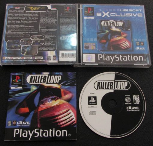 Killer Loop PS1
