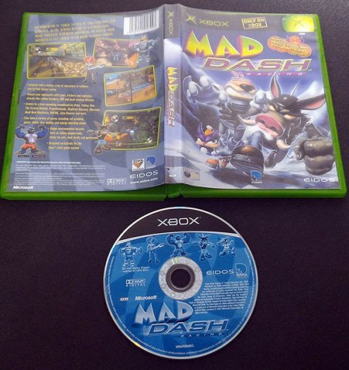 Mad Dash Racing XBOX