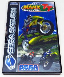 Manx TT SuperBike SEGA SATURN