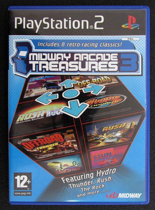Midway Arcade Treasures 3 PS2