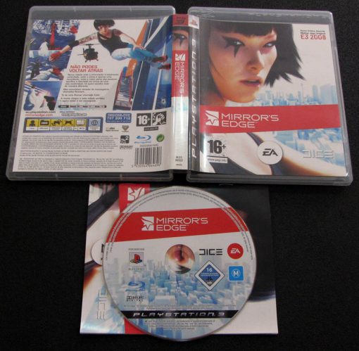 Mirror's Edge PS3