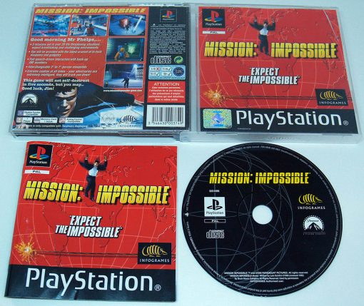 Mission: Impossible PS1