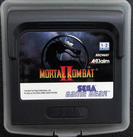Mortal Kombat II GAME GEAR