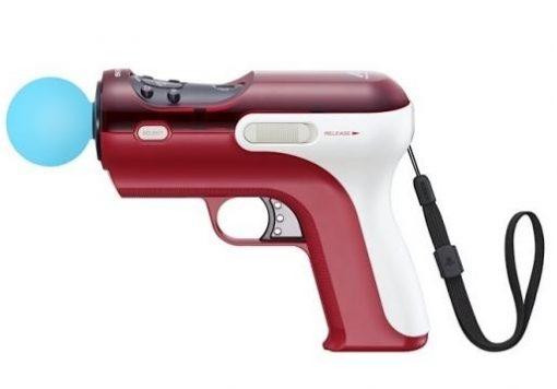 Acessório Usado PS3 Move Gun Attachment