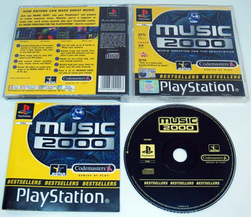 Music 2000 PS1