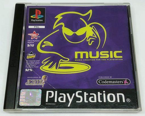 Music PS1