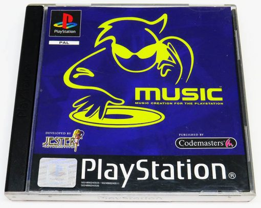 Music PS1