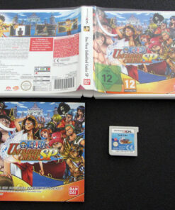 One Piece: Unlimited Cruise SP 3DS