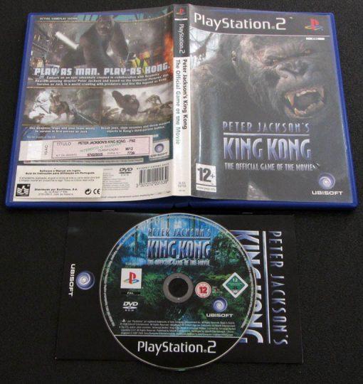 Peter Jackson's King Kong PS2