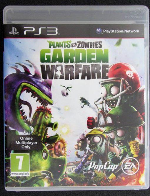 Plants vs Zombies: Garden Warfare PS3