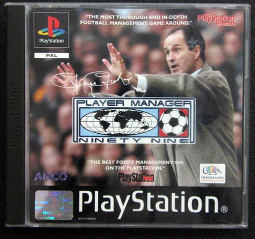 Player Manager Ninety Nine PS1
