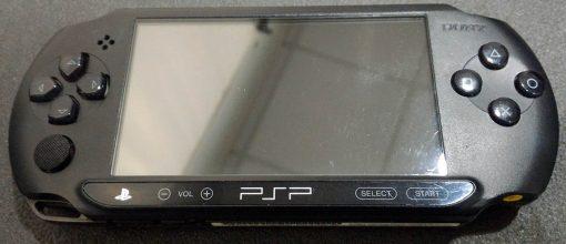 Consola usada PSP E1004 Preta