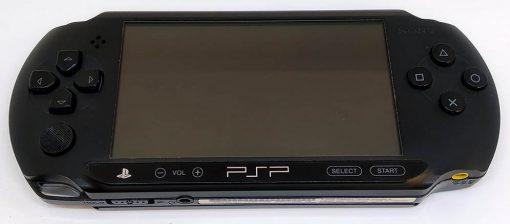 Consola usada PSP Street E1004 Preta