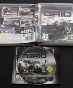 Racedriver Grid PS3