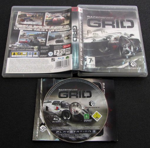 Racedriver Grid PS3