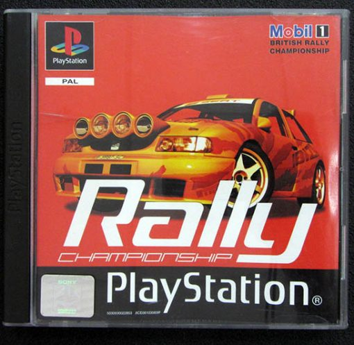 Rally Championship PS1